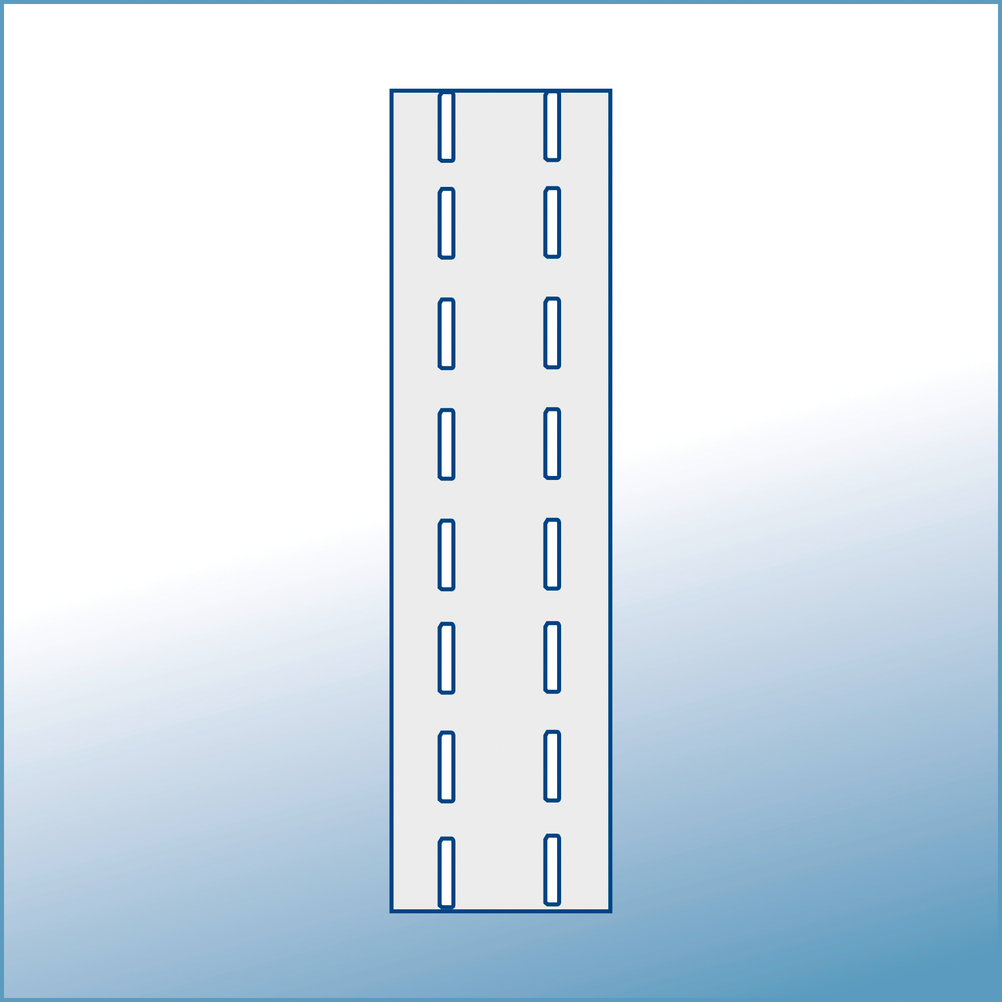 2470 MC1 | PERFORATED TAPE | Black | 100 mm