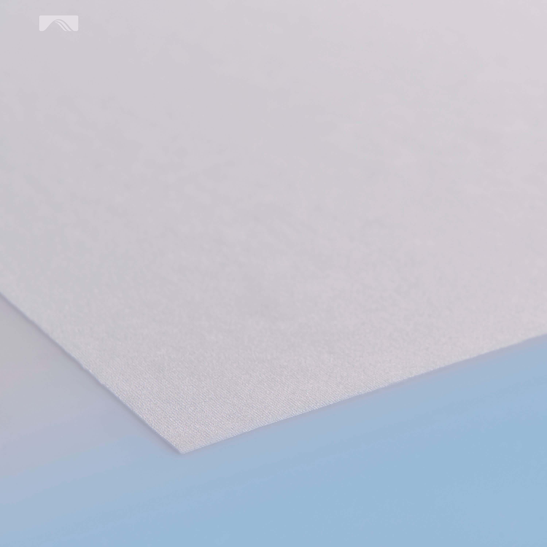 GEWIRKEEINLAGE | SE 6714 | 09 | Pure White 1500 x 100